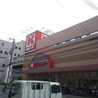 Photo taken at 関西スーパー 江坂店 by ei2ei2_feather on 6/15/2016