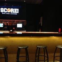 Photo taken at Score! Bar and Lounge by Chanel R. on 8/1/2013