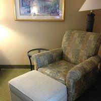 Photo taken at Hilton Garden Inn by Julie K. on 2/24/2013