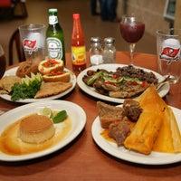 Photo taken at Liborio's Latin Cafe & Catering by Liborio's Latin Cafe & Catering on 4/1/2015