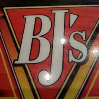 Photo taken at BJ's Restaurant and Brewhouse by Camille C. on 2/22/2013