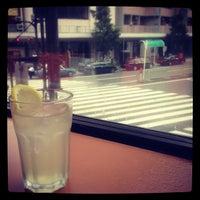 Photo taken at cafe yc by Yutaka Y. on 7/16/2013