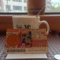 Photo taken at cafe yc by Yutaka Y. on 4/30/2013