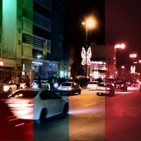 Photo taken at Khorram Street by Hossein on 4/3/2015