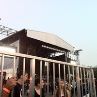 Photo taken at Arena Anhembi by Luiz Eduardo M. on 10/8/2012