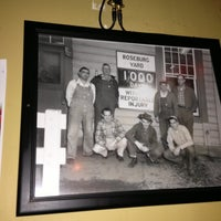 Photo taken at McMenamins Roseburg Station Pub & Brewery by Kara🔮 on 12/13/2012