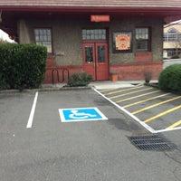 Photo taken at McMenamins Roseburg Station Pub & Brewery by Kara🔮 on 12/7/2012