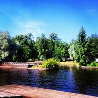Снимок сделан в На речке пользователем Anna S. 6/22/2013