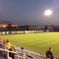 Photo taken at Dick Dlesk Soccer Stadium by IMESP on 10/18/2013