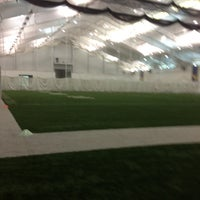 Photo taken at Caperton Indoor Practice Facility by IMESP on 7/21/2013