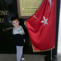 Photo taken at Adliye Taksi Durağı by Murat A. on 1/15/2016