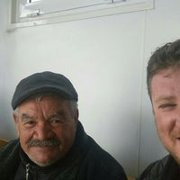 Photo taken at Adliye Taksi Durağı by Murat A. on 1/19/2016