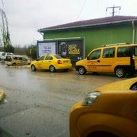 Photo taken at Adliye Taksi Durağı by Murat A. on 12/2/2015