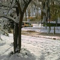 Photo taken at Adliye Taksi Durağı by Murat A. on 12/31/2015