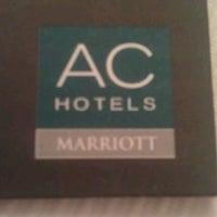 รูปภาพถ่ายที่ AC Hotel Padova โดย Claudio F. เมื่อ 4/18/2013