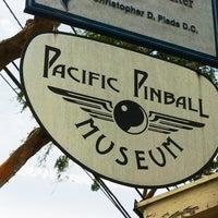 11/3/2013にKate R.がPacific Pinball Museumで撮った写真