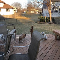 Photo taken at K and R's Terazza by Kelly S. on 3/14/2018
