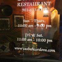 Photo taken at Casbah Restaurant by Casbah Restaurant on 4/2/2015