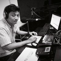 Photo taken at Jhonlin Radio by Alfredo R. on 2/7/2013