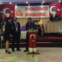 Photo taken at Büklü Düğün Salonu by Ferh🐎 ☀. on 11/19/2016