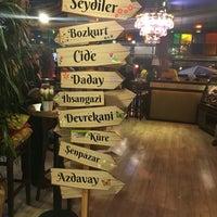 8/2/2016 tarihinde Evin O.ziyaretçi tarafından Karabiber Cafe & Restaurant'de çekilen fotoğraf