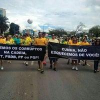 Photo taken at Ijuí by Edenilson D. on 3/13/2016