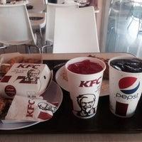 Photo taken at KFC by Wani Ainaa on 12/4/2016