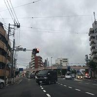 Photo taken at 北原交差点 by Kanazawa A. on 7/21/2016