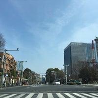 Photo taken at お茶の水交差点 by Kanazawa A. on 3/20/2017