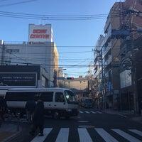Photo taken at 梅島一丁目 交差点 by Kanazawa A. on 1/25/2017