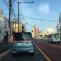 Photo taken at 北原交差点 by Kanazawa A. on 6/23/2017