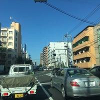 Photo taken at 北原交差点 by Kanazawa A. on 10/14/2016