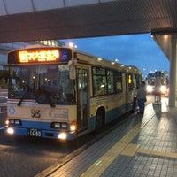Photo taken at 8番のりば by kurayamadasoga on 9/16/2015