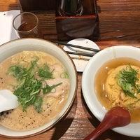 Photo taken at らーめん 熊五郎 新大阪店 by kurayamadasoga on 11/26/2017
