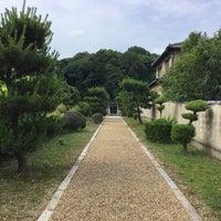 Photo taken at 平城天皇 楊梅陵 (市庭古墳) by kurayamadasoga on 6/27/2017