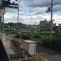 Photo taken at JR奈良線 宇治川橋梁 by kurayamadasoga on 7/21/2015