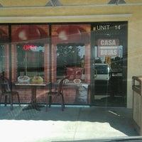 Photo taken at Casa Rojas Cuban Bakery by Mari L. on 3/3/2013