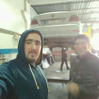 Photo taken at Arslan Otomotiv özel servis by Kry 3. on 12/30/2016