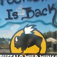 Photo taken at Buffalo Wild Wings by Karla N. on 9/23/2012