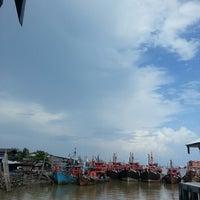 Photo taken at Kuala Kedah Jetty by RoslanBZ on 6/28/2013