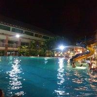 Photo taken at Villa Carmelita In-Land Resort & Hotel by Zee S. on 5/9/2015