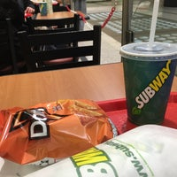 Photo taken at Subway by Ahmad A. on 3/11/2015