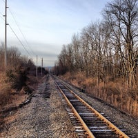 Photo taken at Metro North - Tenmile River Train Station by Ashley S. on 12/26/2012