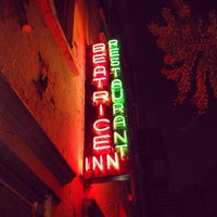 Photo taken at The Beatrice Inn by Ashley S. on 10/26/2012