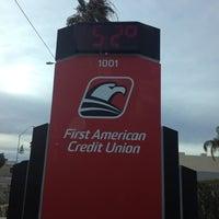 Das Foto wurde bei First American Credit Union von Rob M. am 11/27/2013 aufgenommen