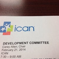Photo taken at ICAN Lon E. Hoeye Youth Center by Rob M. on 2/21/2014