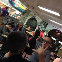 Photo taken at Biggie's Burgers by Rob M. on 3/11/2015