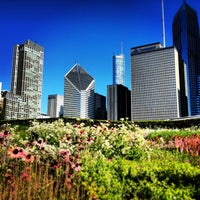 Photo taken at Millennium Park by Scott D. on 7/29/2013