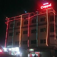 Photo taken at hotel cappal by Dhaval P. on 12/27/2012