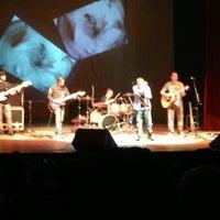 Photo taken at Teatro Municipal Severino Cabral by Nayara T. on 7/13/2013